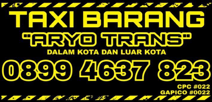 Taxi Barang Cilacap